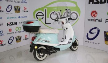 Bravo 50CC (Retro) full