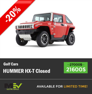 Hummer HX-T Closed
