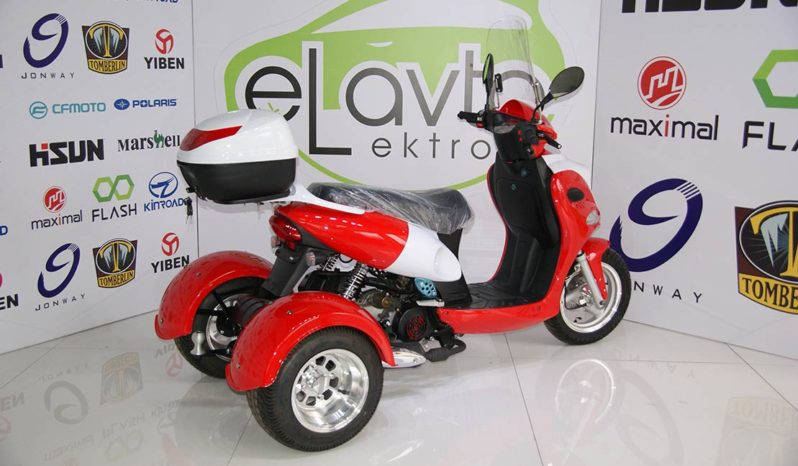 Tricycle ZH50-8 full