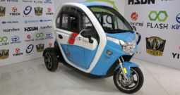 Electric Tricycle Transit (closed)
