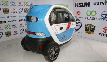 Electric Tricycle Transit (closed) full